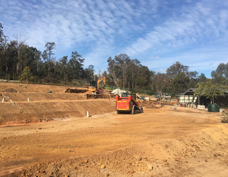 earthworks services
